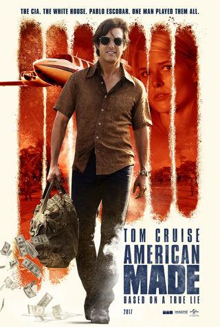 American Made (2017) Main Poster