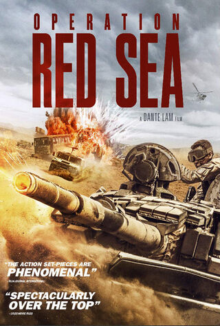 Operation Red Sea (2018) Main Poster