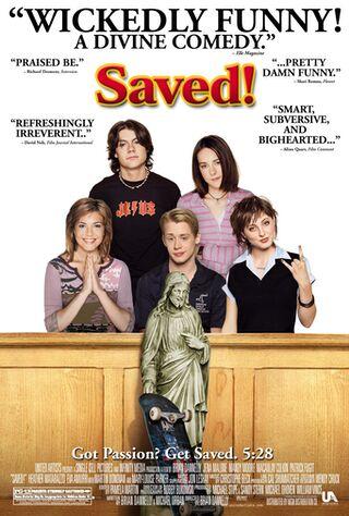Saved! (2004) Main Poster