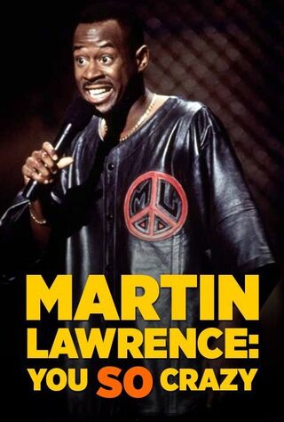 Martin Lawrence: You So Crazy (1994) Main Poster