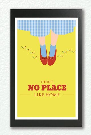 There's No Place Like Home (2018) Main Poster