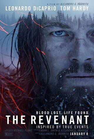 The Revenant (2015) Main Poster