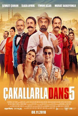 Çakallarla Dans 5 (2018) Main Poster