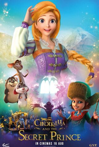 Cinderella And The Secret Prince (0) Main Poster