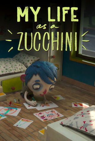 My Life As A Zucchini (2017) Main Poster