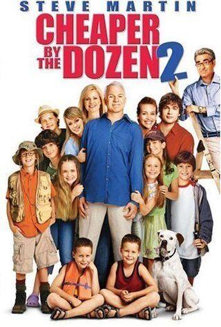 Cheaper By The Dozen 2 (2005) Main Poster