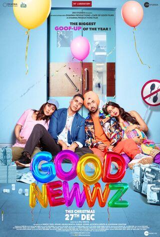 Good Newwz (2019) Main Poster
