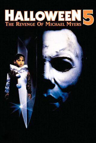 Halloween 5: The Revenge Of Michael Myers (1989) Main Poster
