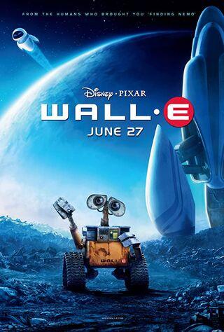 WALL·E (2008) Main Poster