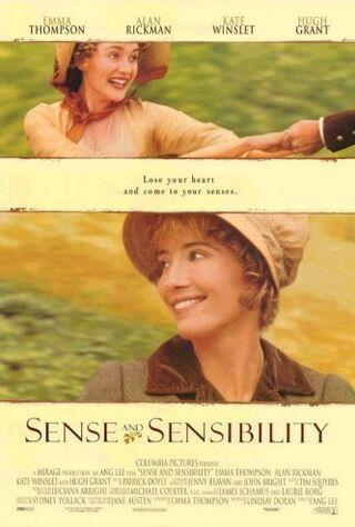 Sense And Sensibility (1996) Main Poster