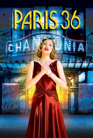 Paris 36 (2008) Main Poster