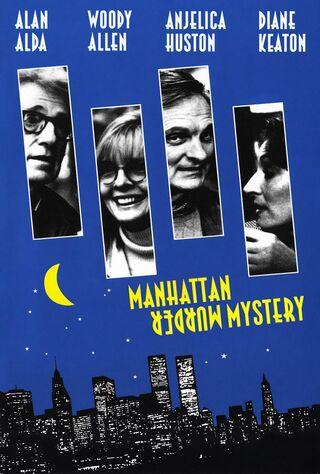 Manhattan Murder Mystery (1993) Main Poster
