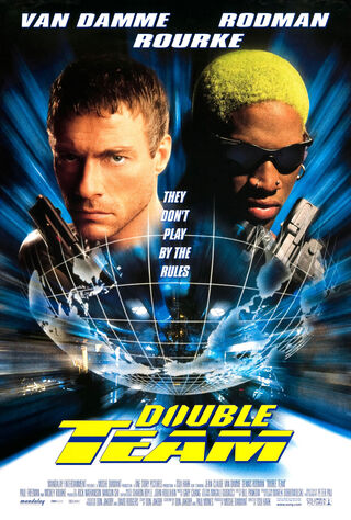 Double Team (1997) Main Poster
