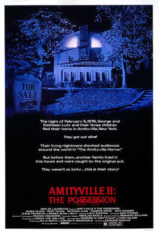 Amityville II: The Possession (1982) Main Poster