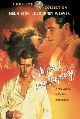 The Year Of Living Dangerously (1983) Main Poster