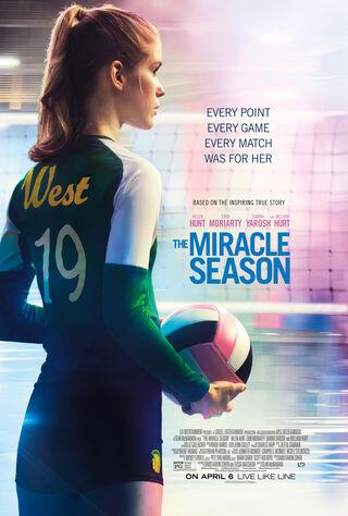 The Miracle Season (2018) Main Poster