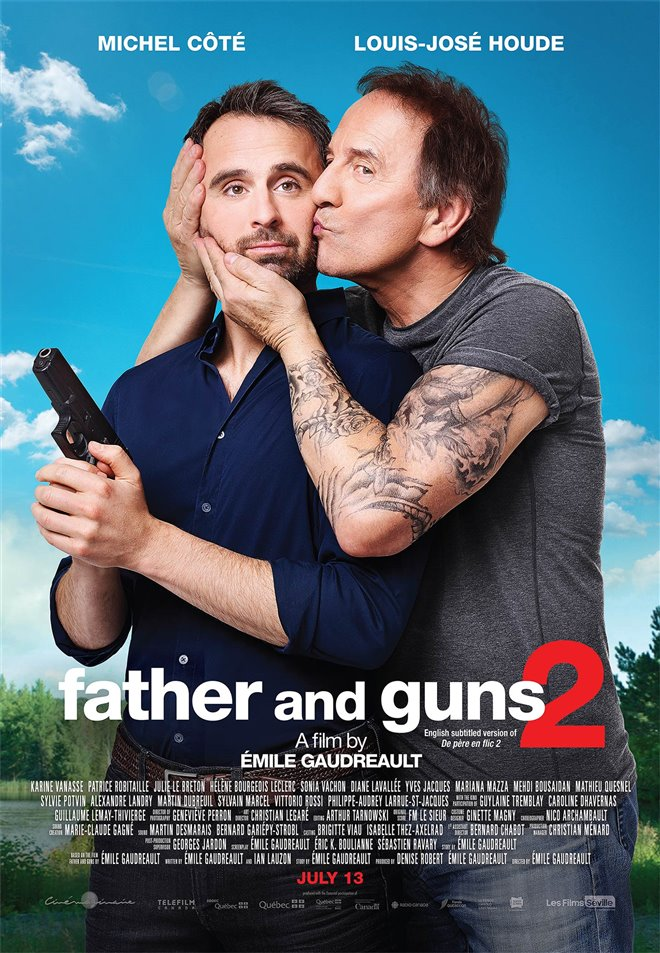 Father And Guns (2010) Main Poster