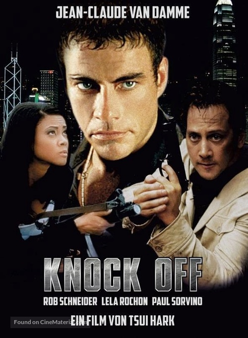 Knock Off (1998) Main Poster