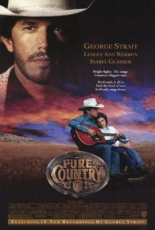 Pure Country (1992) Main Poster