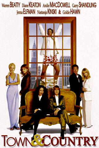 Town & Country (2001) Main Poster