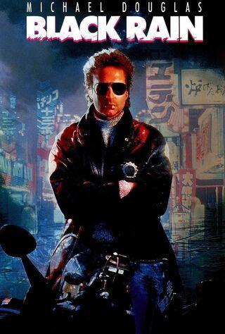 Black Rain (1989) Main Poster