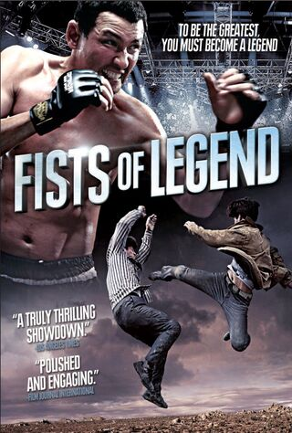 Fists Of Legend (2013) Main Poster