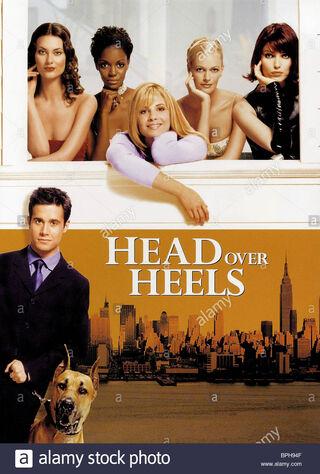 Head Over Heels (2001) Main Poster