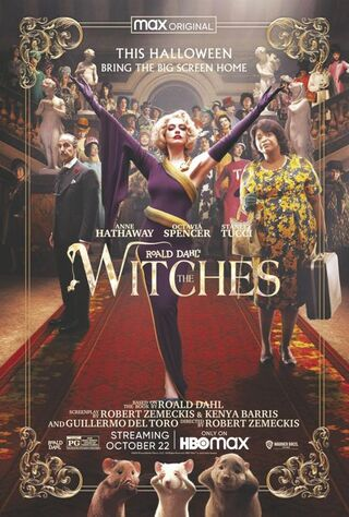 The Witches (2020) Main Poster