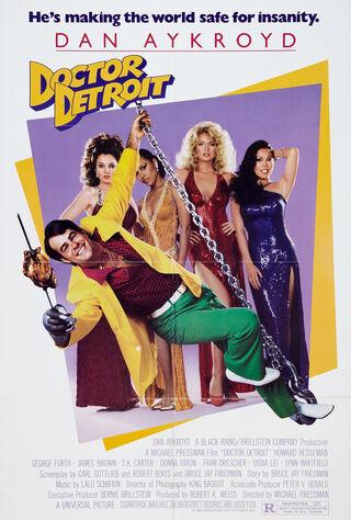 Doctor Detroit (1983) Main Poster
