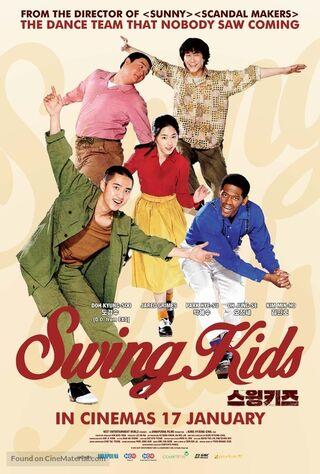 Swing Kids (2018) Main Poster