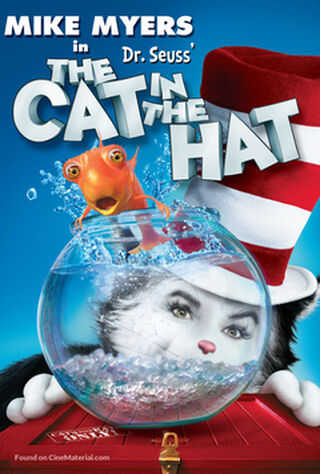 The Cat In The Hat (2003) Main Poster