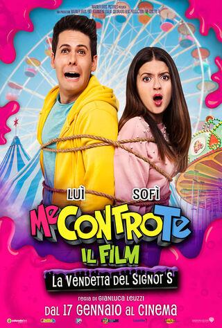 Me Contro Te - Il Film: La Vendetta Del Signor S (2020) Main Poster