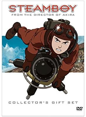 Steamboy Main Poster