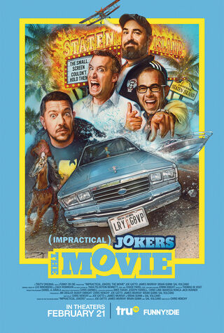 Impractical Jokers: The Movie (2020) Main Poster