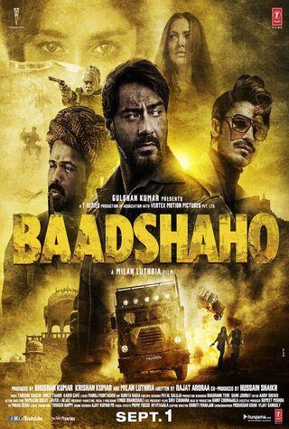Baadshaho (2017) Main Poster