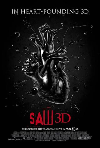 Saw: The Final Chapter (2010) Main Poster