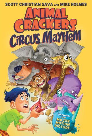 Animal Crackers (2020) Main Poster