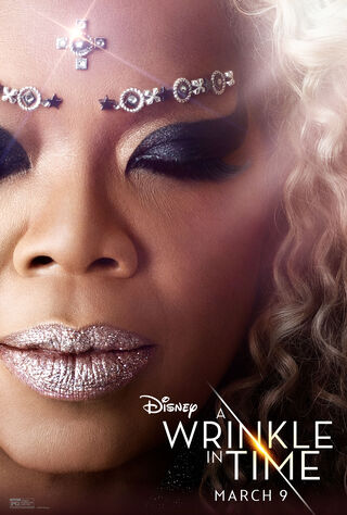 A Wrinkle In Time (2018) Main Poster