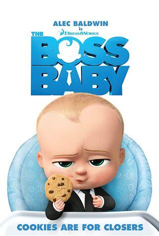 The Boss Baby (2017) Main Poster