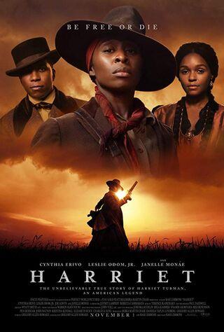 Harriet (2019) Main Poster