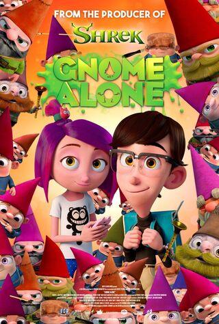 Gnome Alone (2018) Main Poster