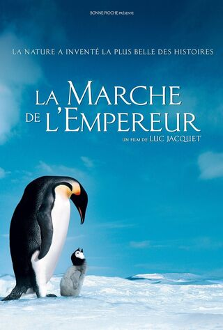 March Of The Penguins (2005) Main Poster