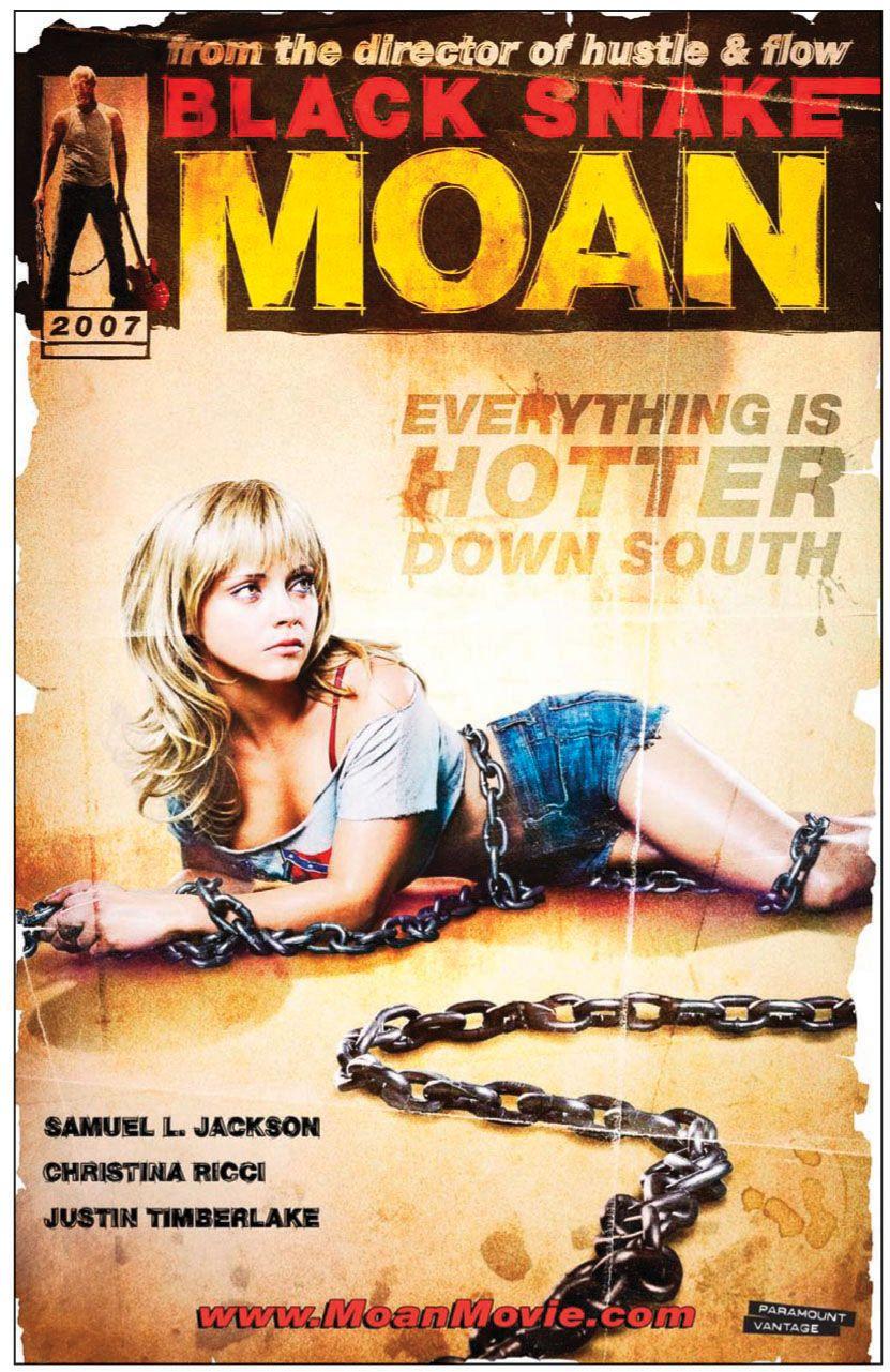 Black Snake Moan (2007) Main Poster
