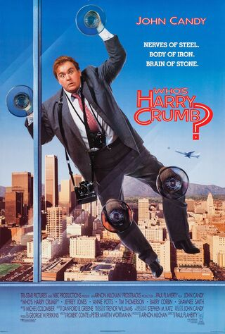 Who's Harry Crumb? (1989) Main Poster
