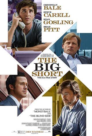 The Big Short (2015) Main Poster