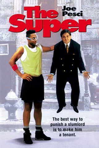 The Super (1991) Main Poster