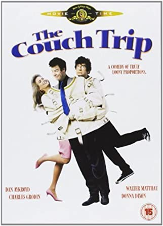 The Couch Trip (1988) Main Poster