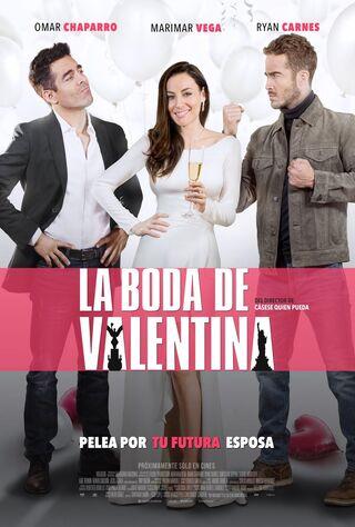 La Boda De Valentina (2018) Main Poster