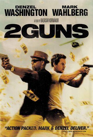 2 Guns (2013) Main Poster
