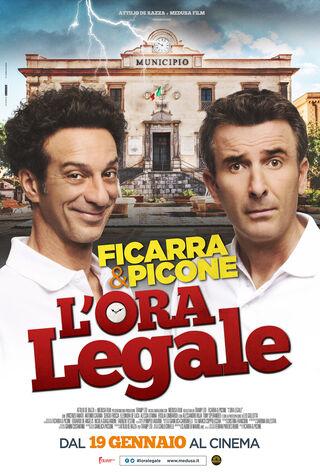 L'ora Legale (2017) Main Poster